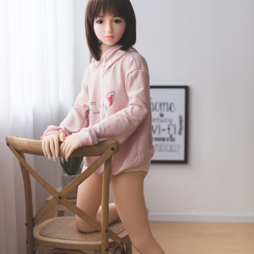 148cm JY 4FT9 A-CUP Sex Dolls Elaine