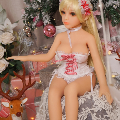 65cm AXB Cute Mini Sex Doll Carol
