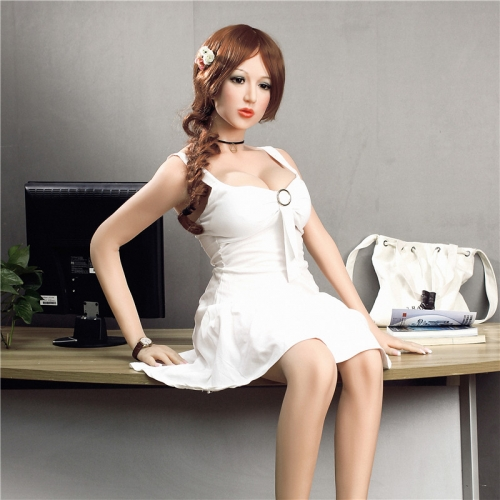 160cm Z-one Platinum Silicone Sex Dolls Honey