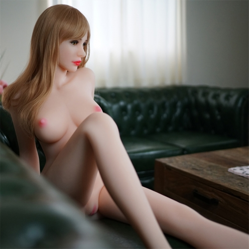 155cm 168Doll Platinum TPE hot Sex Doll Chloe