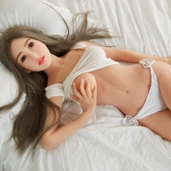 148cm 6YE Small Breast TPE Sex Dolls Fern