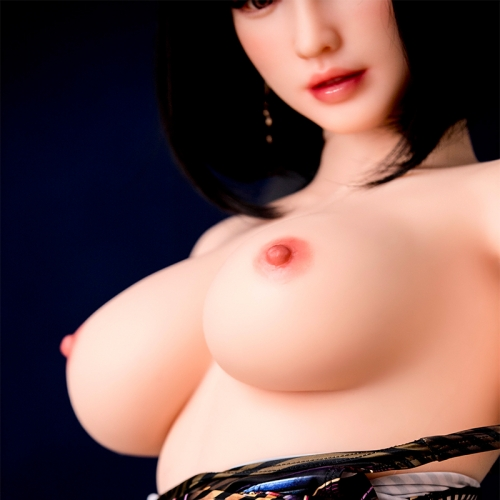 162cm Sinodoll platinum silicone hot sex doll Ava