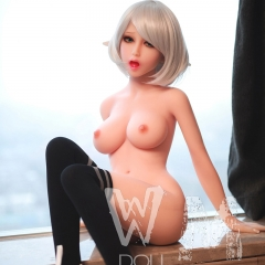 140cm WM 4ft6 D-Cup Sex Dolls Ellen